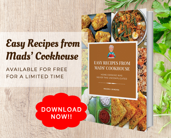 Download Easy Recipes from Mads' Cookhouse
