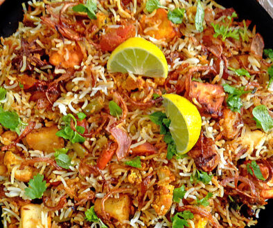 Subz-Vegetable-Biryani